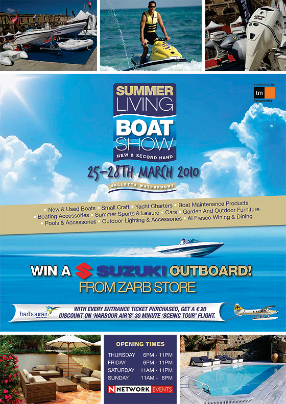 Malta Maritime Directory :: Make Your Summer One to Remember